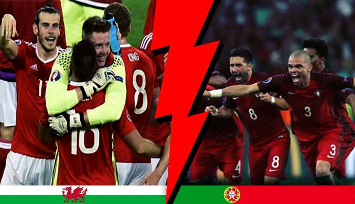 UEFA Euro 2016 semifinal: Mighty Portugal hope to end Wales' fairytale. But it won't be easy