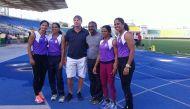 भारतीय 4x100 मीटर महिला रिले टीम ने बनाया नया राष्ट्रीय रिकॉर्ड