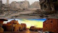 बर्बादी का मंजर दिखातीं खूबसूरत सीरिया की बदसूरत तस्वीरें