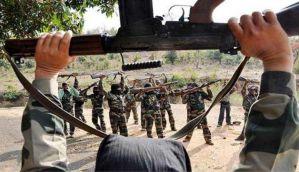 यूपी: नोएडा से धरे गए नौ संदिग्ध नक्सली, भारी मात्रा में हथियार बरामद