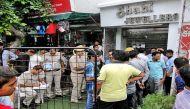 दिल्ली: रोहिणी में ज्वेलरी शोरूम से साढ़े तीन करोड़ की लूट