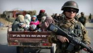अफगानिस्तान में 8400 सैनिक तैनात करेगा अमेरिका