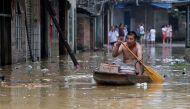 तस्वीरें:  बारिश और तूफान से चीन बेहाल, 128 लोगों की मौत