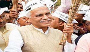 Former BJP MLA Kanu Kalsaria becomes AAP's face in Gujarat