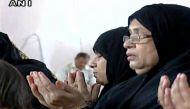 लखनऊ: ऐशबाग ईदगाह में पहली बार महिलाओं ने पढ़ी नमाज