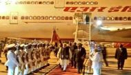 PM Narendra Modi lands in Mozambique on first leg of four-nation tour