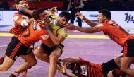 Pro-Kabaddi League: Nilesh Salunke, Rahul Choudhry shine as Telugu Titans defeat U Mumba