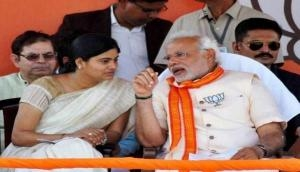 Apna Dal's Anupriya Patel threatens to exit alliance as BJP calms other allies in UP