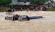 तस्वीरें: मध्य प्रदेश में बाढ़, बुंदेलखंड इलाके में आफत