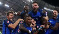 यूएफा यूरो 2016: वर्ल्ड चैंपियन जर्मनी को हराकर फाइनल में फ्रांस, ग्रीजमैन ने दागे 2 गोल