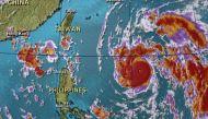 तूफान 'नेपार्तक' पहुंचा ताइवान, चीन ने रद्द की 341 ट्रेनें