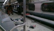 ताइवान: ताइपे में ट्रेन धमाका, 25 लोग घायल
