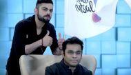 Naam Hai Futsal: AR Rahman, Virat Kohli shake a leg to Futsal Premier League anthem