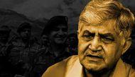 जनरल वी पी मलिक: 7वें वेतन आयोग की खामियों से सैन्यकर्मियों का मनोबल टूटेगा