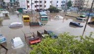 तस्वीरें: बाढ़ से बेहाल मध्य प्रदेश में 8 की मौत, भोपाल में सैकड़ों फंसे