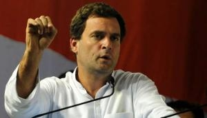 Thankful to BJP-RSS for opportunities to take ideological battle to people: Rahul Gandhi