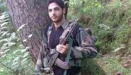 जम्मू-कश्मीर सरकार का आतंकी बुरहान के भाई खालिद के लिए मुआवजे का एलान