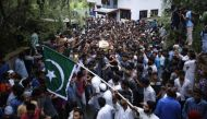पाकिस्तान का उकसावा: बुरहान की मौत की स्वतंत्र जांच की मांग