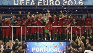 UEFA Euro 2016: Portugal lift first ever European title, beat host France 1-0 in extra time