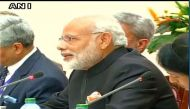 PM Narendra Modi holds talks with Kenyan President Uhuru Kenyatta