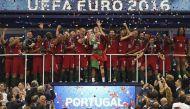 यूएफा यूरो 2016: पुर्तगाल पहली बार बना चैंपियन, मेजबान फ्रांस को फाइनल में 1-0 से मात