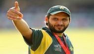 क्रिकेटर अफरीदी ने दी भारत को स्वतंत्रता दिवस की बधाई, बाेले- नहीं बदल सकते पड़ोसी