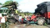 Uttar Pradesh: 5 dead, over 30 injured in Nepal-Delhi bus accident