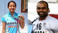 रियो ओलंपिक: पीआर श्रीजेश को पुरुष और सुशीला चानू को महिला हॉकी टीम की कमान