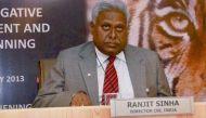 कोयला घोटाला: सुप्रीम कोर्ट के पैनल ने रंजीत सिन्हा को दोषी माना