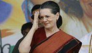 सोनिया गांधी ने भारतीय सेना को दी बधाई, कहा- आतंक से जंग में सरकार के साथ खड़े हैं