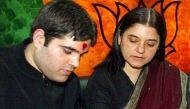 मेनका गांधी: वरुण यूपी में सीएम पद के दावेदार नहीं