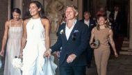 टेनिस सुंदरी एना इवानोविच ने जर्मन फुटबॉलर श्वांसटाइगर से वेनिस में रचाई शादी
