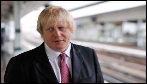 British PM Boris Johnson regrets violence outside Indian embassy in London