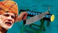 रिपोर्ट में खुलासा: भारत में नए निवेश का स्तर 14 साल के सबसे निचले स्तर पर आया