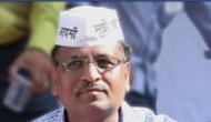 दिल्ली: मंत्री सत्येंद्र जैन के दफ्तर पर CBI का छापा
