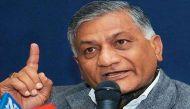 विदेश राज्यमंत्री वीके सिंह की पत्नी से ब्लैकमेलिंग, दो करोड़ रुपये मांगे