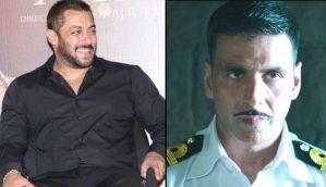 Salman Khan praises the trailer of Akshay Kumar's Rustom, calls it outstanding