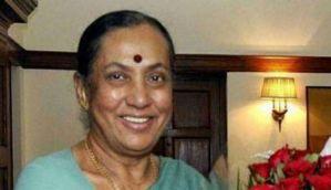 मारग्रेट अल्वा: सोनिया गांधी ने मुझे मंत्री नहीं बनने दिया