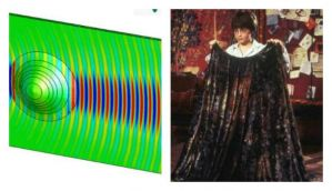 Queen Mary University scientists are now a step closer to creating a Harry Potter-style Invisibility Cloak