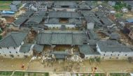 चीन में 'नेपार्तक' के कहर ने ली 69 की जान