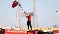 EU official: Turkey putting membership bid at risk