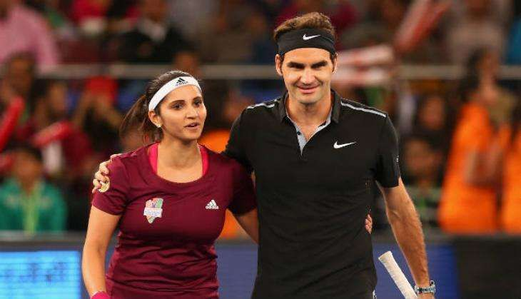 Why Sania Mirza can't stop gushing about Roger Federer