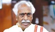BJP's Bandaru Dattatraya to TRS govt: Form special cell for investigation in alleged terror activities