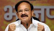 वेंकैया नायडू: देश की सुरक्षा को ध्यान में रखकर एनडीटीवी इंडिया पर पाबंदी