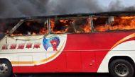 ताइवान: टूरिस्ट बस में आग लगने से 26 लोगों की मौत