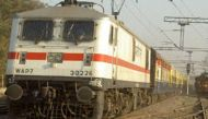 Only in India: Indian Railways' electric locomotive goes missing... Wait, what?