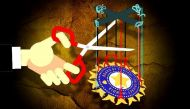 खतरे में भारत-न्यूजीलैंड सीरीज: लोढ़ा समिति के निर्देश के बाद बीसीसीआई का बैंक अकाउंट फ्रीज!