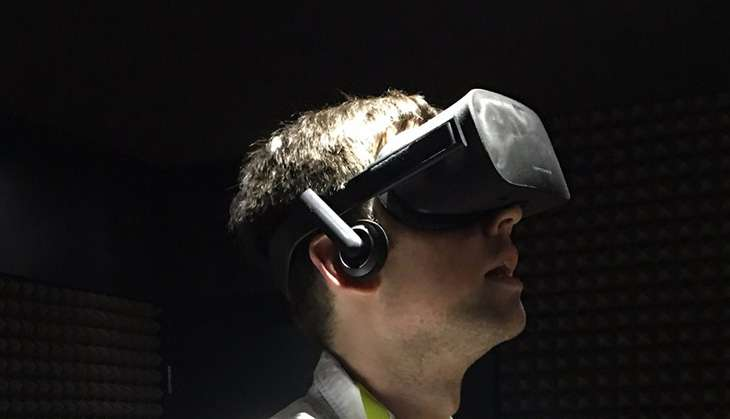 Put away those pills, VR may be the only painkiller you need