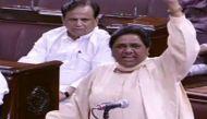 यूपी बीजेपी उपाध्यक्ष के अश्लील बयान के बाद संसद में बरसीं मायावती