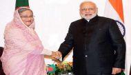 PM Modi, Sheikh Hasina jointly inaugurate Petrapole checkpost